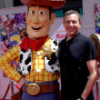 Stock Photo: Bob Iger & Woody