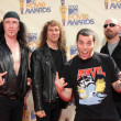 Anvil  and Steve-O - Stock Photo
