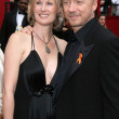 Paul Haggis & Wife - Stock Photo