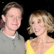 William H. Macy & Felicity Huffman — 图库照片