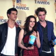 Постер, плакат: Kristen Stewart Robert Pattinson