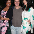 Tonya Lee Williams, Christian LeBlanc, & Raya Meddine - Stock Photo