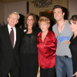 Photo: William Wintersole, Jess Walton, Jeanne Cooper, Daniel Goddard, and Kate Li