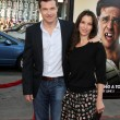 Jason Bateman & wife — Foto de Stock