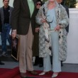 Stan Lee, Wife Joan Lee - Stock Photo