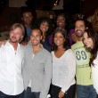 Darius McCrary, Angell Conwell, Julia Pace Mitchell,Bryton James, Tonya Lee Williams, Kristoff St John, Christel Khalil Hensley - Stock Photo