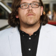 Nick Frost — Stock Photo