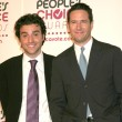 David Krumholtz & Rob Morrow — Stock Photo #13007673