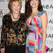 Jeanne Cooper & Heather Tom — Stock Photo