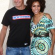 Ingo Rademacher & Annie Ilonzeh — Stock Photo