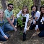 Rachelle Carson, Leeza Gibbons, Marisa Ramirez, Claudia Jordan — Stock Photo #13009933