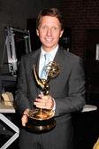 Bradley zvon s 2009 cenu emmy za nejlepší show — Stock fotografie