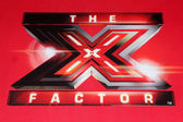 X Factor Logo — Stock Photo