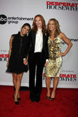 Eva Longoria, Marcia Cross, Felicity Huffman — Stock Photo