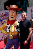 Bob Iger & Woody — Stock Photo