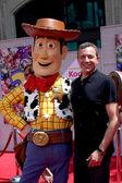Bob Iger & Woody — Stock Photo