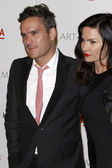 Balthazar Getty, wife Rosetta — Stock Photo