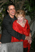 Christian LeBlanc & Jeanne Cooper — Stock Photo