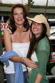 Missi Pyle, Shawnee Smith — Stock Photo