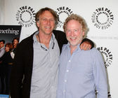 Peter Horton & Timothy Busfield — Stock Photo