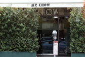 Mr. Chow Resturant — Stock Photo