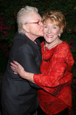 Susan Flannery & Jeanne Cooper — Stock Photo