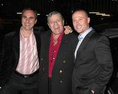 Mark Rozzano, Jerry Lewis, Jacob Young — Stock Photo