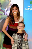 Kayla Ewell & Nephew Blake — Stock Photo