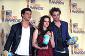 Kristen Stewart, Robert Pattinson — Foto Stock