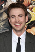 Chris Evans — Stock Photo