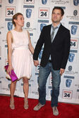 Diane Kruger and Joshua Jackson — Stock Photo