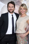 Charlie Day & Wife Mary Elizabeth Ellis — Stock Photo