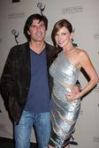 Vincent Irizarry & Bobbie Eakes — Stock fotografie