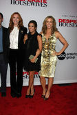 Marcia Cross, Eva Longoria, Felicity Huffman — Stock Photo