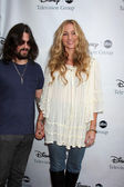 Shooter Jennings & Drea de Matteo — Stock Photo