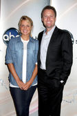 Ali Fedotowsky, Chris Harrison — Stock Photo
