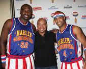 Big Easy, Harvey Walden, and Big Easy — Stock Photo