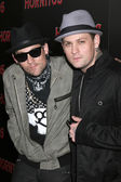 Joel & Benji Madden — Stock Photo
