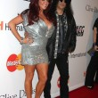 Foto Stock: Slash, wife