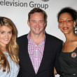 Daphne Oz, Clinton Kelly, Carla Hall — Stock Photo