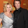 Stock Photo: PatriciArquette and Thomas Jane