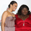 Paula Patton, Gabourey 'Gabby' Sidibe - Stock Photo
