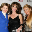 Gloria Allred, Kate Linder and Suzanne Hughes - Stock Photo