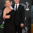 Kim Zimmer and Jake Weary - Stockfoto