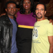 Darius McCrary, Julia Pace Mitchell, Kristoff St. John — Stock Photo