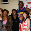 BriannBrown, SonjEddy & Friend, Big Easy, Kimberly McCullough & Stef Z — Stock Photo #13014112