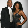 Phill WIlson & Kimberly Elise - Stock Photo
