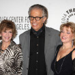 Stock Photo: Jane Fonda, Guest, Pat Mitchell
