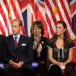 Prince William, Duke of Cambridge and Catherine, Duchess of Cambridge - Stock Photo
