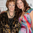Постер, плакат: Jeanne Cooper & Heather Tom
